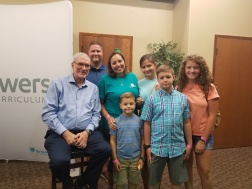 Our family had the privilege of meeting Ken Ham, the founder of both museums