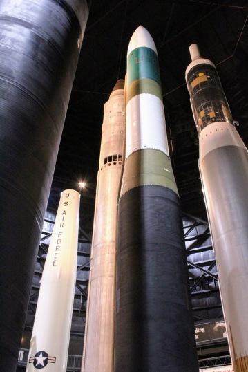 Missile exhibit