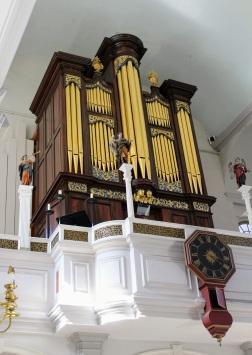 Old North Church organ