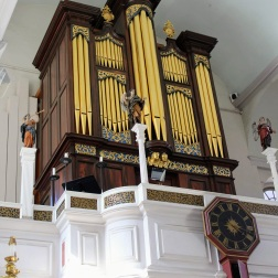 Old North Church organ