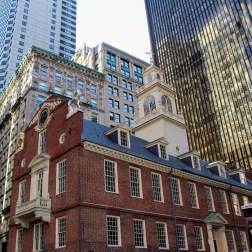Old Mass. State House