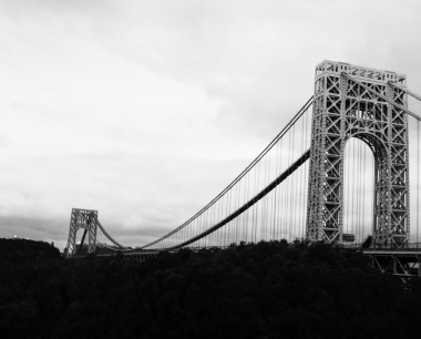 GWB (view from the road)