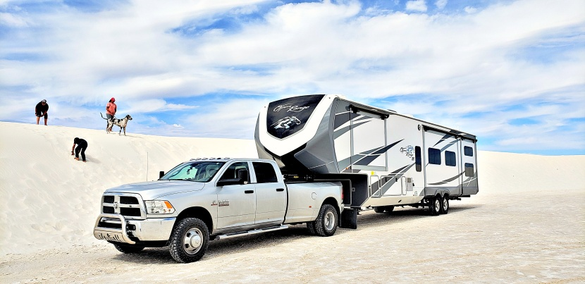 Boondocking, Spelunking, and Hiking, OhMy!